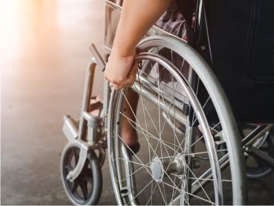 Femeia care cauta om cu handicap