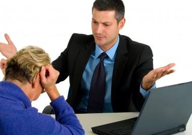 Despre hartuirea sexuala la locul de munca